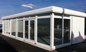 Mobiel Kantoor Huren : Mobiele kantoor winkelruimte beldock