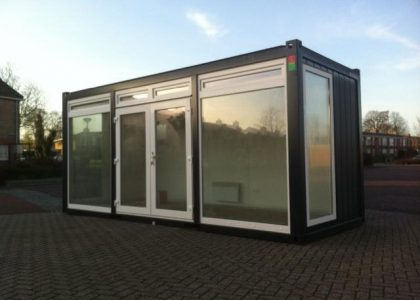 Mobiele-containershop