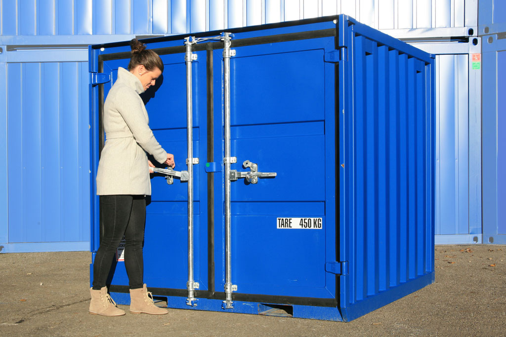 Opslagcontainer 6 ft