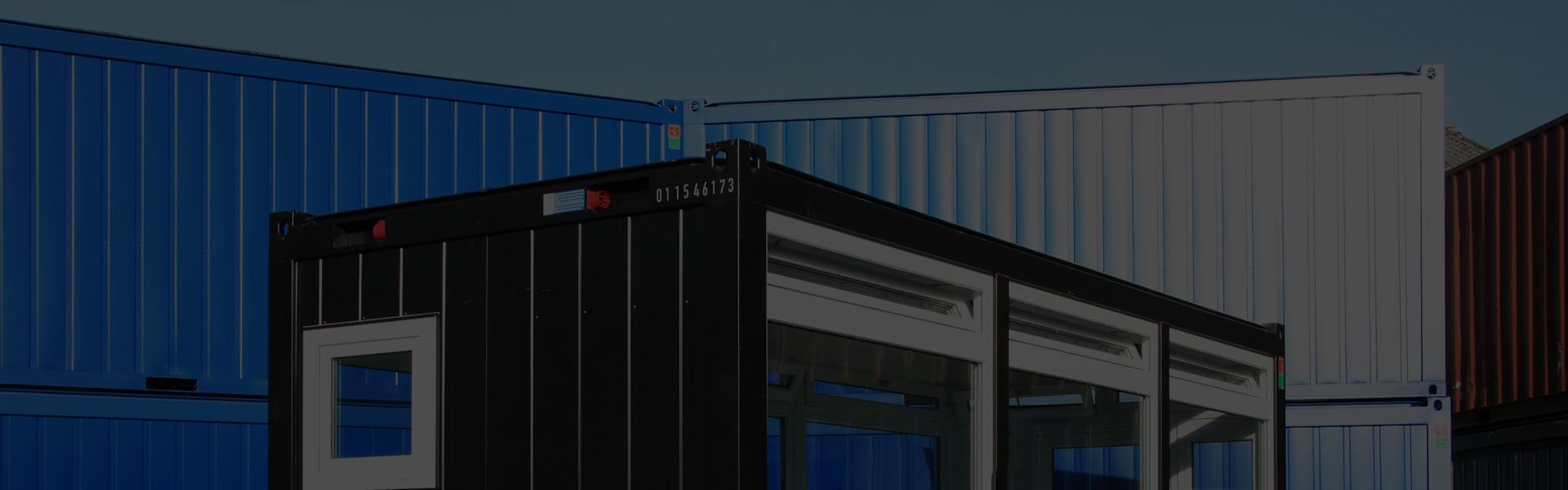 Containers van Beldock